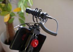 Viewflex VF-K2 Testbericht: Besserer Ton mit multifunktionalem Smartphone Mikrofon Set?